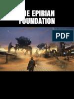 Epirian Faction Book - 201609