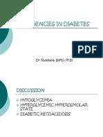 Gawat Darurat Diabetes Mellitus