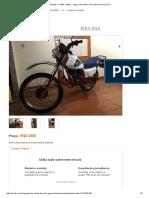 Honda Xl, 1985 - Motos - Lagoa Vermelha, Rio Grande do Sul _ OLX.pdf