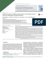 Improve Nursing in Evidence Based Practice