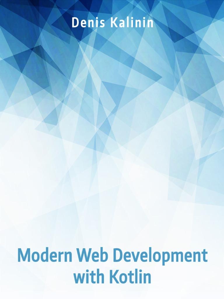 modern-web-development-with-kotlin-sample pdf | Parameter