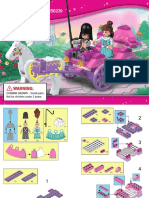 Sluban set M38-B0239 Girls Dream Princess carriage.pdf
