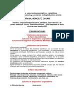 Estudios Descriptivos y Analíticos