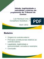4º Palestra Slides-Luiz Henrique