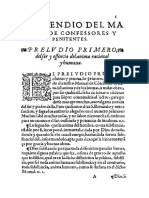 Azpilcueta - Manual de Confesores - 1586