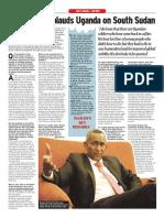 Ambassador Mahboub Maalim on New Vision