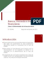 Clase04 Determinantes Tasa de Interes 224406