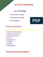 8.1 HVAC Design