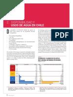 Disponibilidad y Usos de Agua en Chile