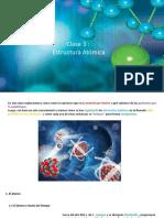 Quimica General e Inorganica Clase 3