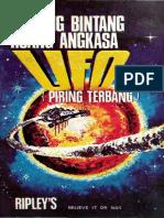 Bintang Bintang Ruang Angkasa UFO