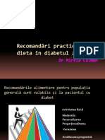 8.Recomandări Practice Privnd Dieta În Diabetul Zaharat