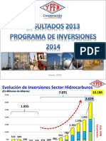 YPFB PROGRAMA DE INVERSION 2014.pdf