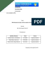 Metodología Exitosas Para Equipos de Trabajo