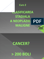 Curs 2 Oncologie - Clasificare Neoplazii