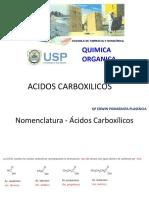 Clase 9 1-Acidos Carboxilicos