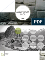 Arquitectura Inca Final