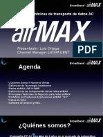 manual de ubiquiti airMAX Webinar