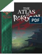 L5R 4th - The Atlas of Rokugan