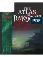 L5R 4th - The Atlas of Rokugan