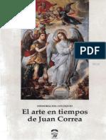 El Arte en Tiempos de Juan Correa