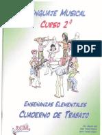 2º Lenguaje Musical (Cuaderno)