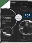 LCM Piano Handbook 2013 Pre Preparatory