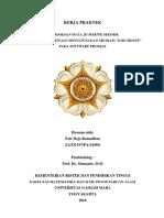 "PEMROSESAN DATA 2D MARINE SEISMIK LAPANGAN ""X'' DENGAN MENGGUNAKAN MIGRASI ""KIRCHHOFF"" PADA SOFTWARE PROMAX.pdf"
