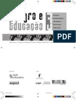 Revista negro e educação 3 2003- anped e acao educativa