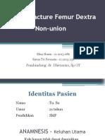 Fraktur- Case - Elisa Ratna - Dr.dhevarisa Sp.ot