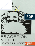 Escorpion y Felix - Karl Marx