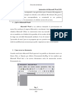 Instructivo Definitivo de Microsoft Word