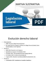 Reforma Procesal Laboral SGI
