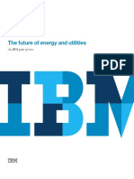 The Future of Energy and Utilities an IBM Point of View
