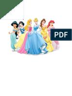 Festival Princesas Da Disney Suelen 2017