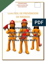 Seguridad Prevencion y Control de Incendios