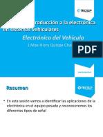 S03. Aplicaciones de La Electrónica
