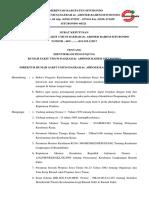 Identifikasi Pengunjung Rumah Sakit Umum Daerah Dr. Abdoer Rahem Situbondo