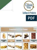 Catalogo de Productos the Cookie Way 2017 PDF-2