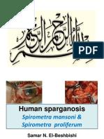 Sparganosis