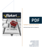 Flipkart MM Project