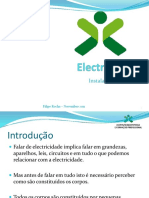 Instalações Eléctricas Cabo (1191)- Parte 1