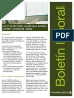 Laboral Edicion 01 2009