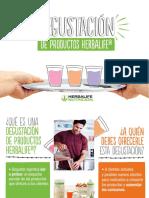 Herbalife Presentacion Degustacion