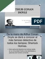 ARTHUR CONAN DOYLE.pptx
