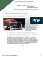 Una 'Nariz' Electrónica Entrenada Para Detectar Malos Olores en El Agua _ Madrid _ EL PAÍS