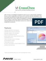 323093 Anviz CrossChex Catalogue