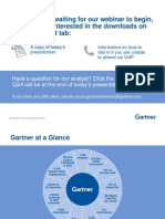 Gartner- Bimodal IT