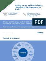 Gartner- Bimodal IT