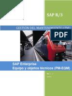 Gestión Del Mantenimiento i (Sap) 2003